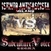 CD ISTINTO ANTIFASCISTA / SUBCULTURE VOICE