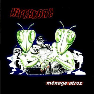 CD HIPERKORE MENAGE ATROZ