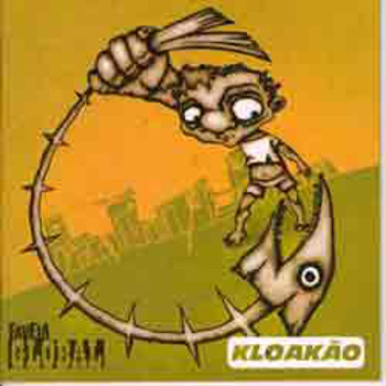 "CD KLOAKAO ""FAVELA GLOBAL"""