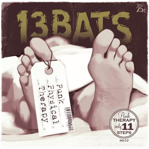 CD 13 BATS PUNK PHYSICAL THERAPY
