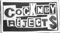 PARCHE COCKNEY REJECTS