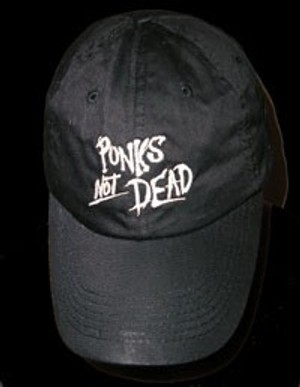 GORRA PUNK NOT DEAD