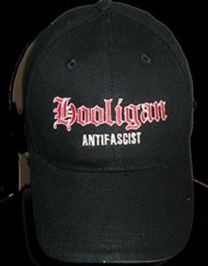 GORRA HOOLIGAN ANTIFASCIST