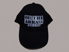 GORRA OI! THE ARRASE ANARKOI