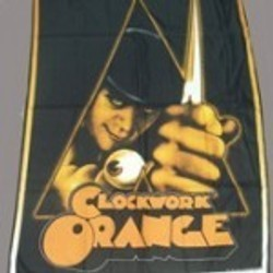 BANDERA CLOCKWORK ORANGE