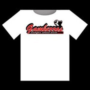 CAMISETA GAMBERROS ANTIFAS STREET WEAR