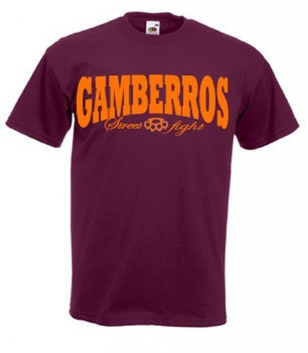 CAMISETA GAMBERROS STREET FIGHT