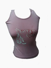 CAMISETA CHARLIE POWER GIRL ROSA CHICA
