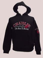 SUDADERA CHARLIE BEST IN BOXING