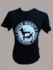 CAMISETA KAMILOSETAS GOOD NIGHT TAURINE PRIDE CHICO