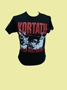 "CAMISETA KORTATU ""AFTER BOLCHEVIQUE"" CHICO"