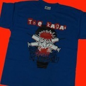 CAMISETA THE KAGAS VOMITAR CHICO