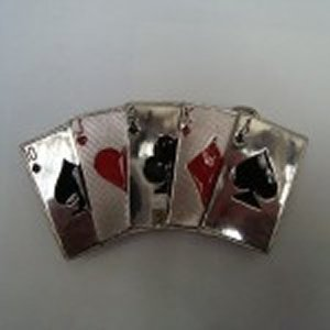 HEBILLA CARTAS POKER
