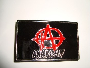 HEBILLA ANARCHY RECTANGULAR