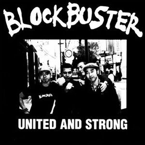 EP BLOCKBUSTER UNITED AND STRONG