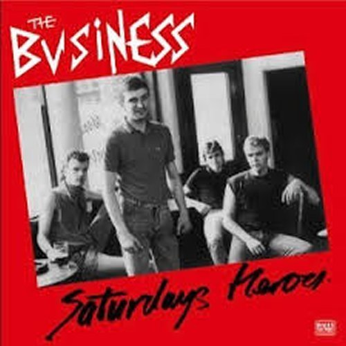 "LP THE BUSINESS ""SATURDAYS HEROES"""