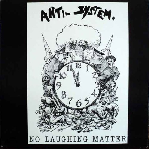 LP ANTI SYSTEM   NO LAUGHING MATTER