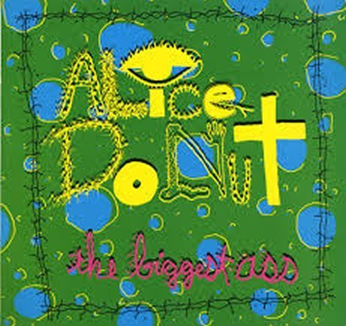 LP ALICE DONUT   THE ASS TRILOGY