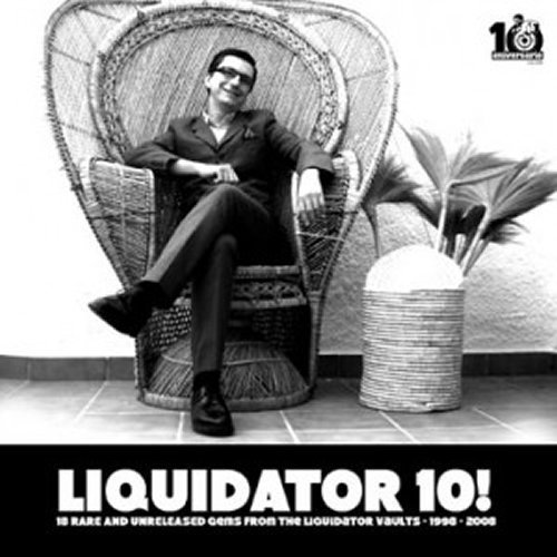 LP LIQUIDATOR 10! 18 RARE AND 1