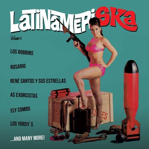 LP LATINAMERICASKA VOL. 4