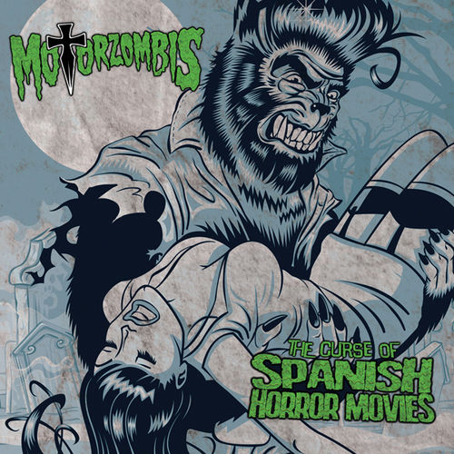 EP MOTORZOMBIS THE CURSE SPANISH