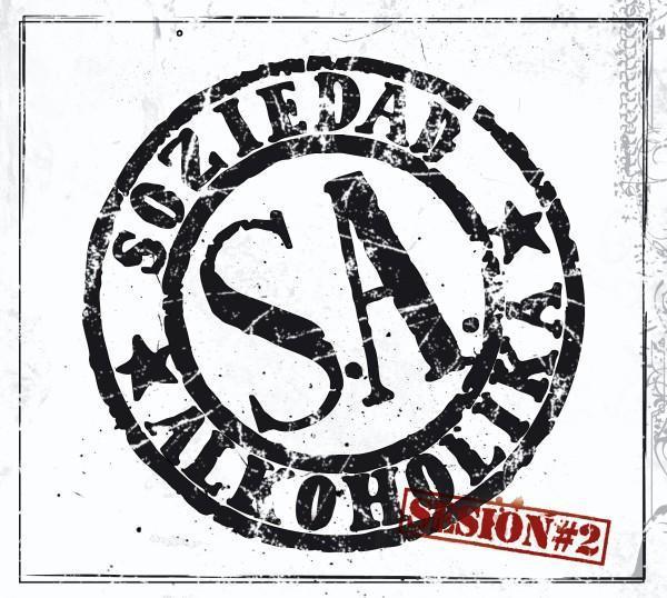 Cd Soziedad Alkoholika Cd Alkoholika 2 2 Cd Sesion Soziedad Sesion Soziedad pqSzGMVU