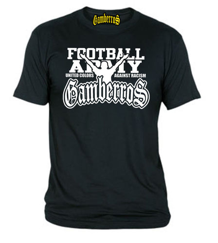 "CAMISETA GAMBERROS ""FOOTBALL ARMY"""