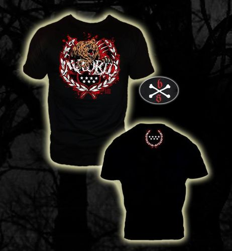 CAMISETA BLOODSHEDS MADRID OSO