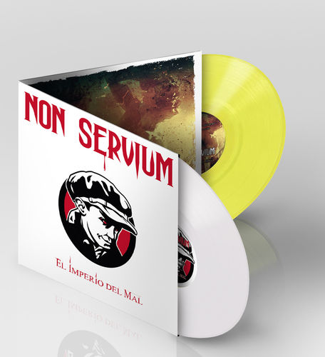 "LP NON SERVIUM ""EL IMPERIO DEL MAL"" (DOBLE VINILO- COLOR)"