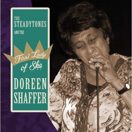 "EP DOREEN SHAFER ""FIRST LADY OF SKA"""