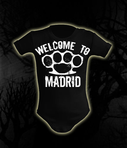BODY BLOODSHEDS WELCOME TO MADRID (9 MESES)