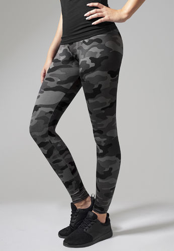 LEGGINGS CAMUFLAJE - DARKCAMO