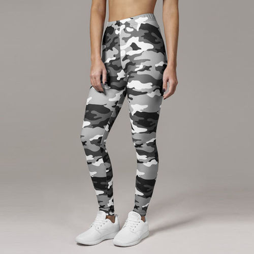 LEGGINGS CAMUFLAJE -SNOW CAMO