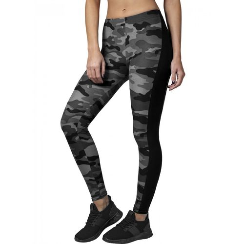 LEGGINGS CAMUFLAJE DARK CAMO STRIPE
