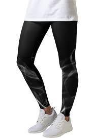 LEGGINGS SMOKE NEGRAS