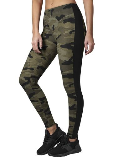 LEGGINGS CAMUFLAJE WOOD CAMO STRIPE