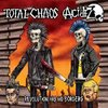 "CD TOTAL CHAOS / ACIDEZ ""REVOLUTION HAS NO BORDERS"""