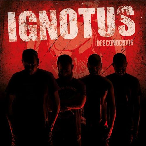 "CD IGNOTUS ""DESCONOCIDOS"""
