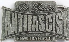 HEBILLA ANTIFASCIST FIGHTING CLUB