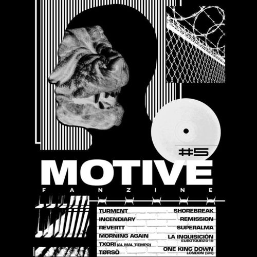 REV MOTIVE FANZINE Nº 5