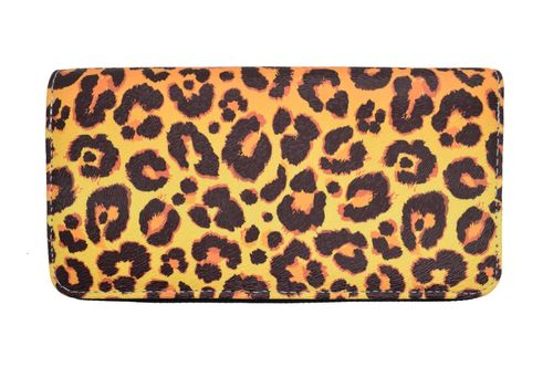 CARTERA MONEDERO BANNED LEOPARDO ESTAMPADO