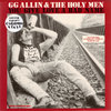 "LP GGALLIN & THE HOLY MEN ""YOU GIVE LOVE A BAD NAME"""