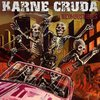 LP KARNE CRUDA - INCOMBUSTIBLES - VINILO EN COLOR