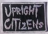 PARCHE UPRIGHT CITIZENS LOGO