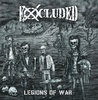 LP EXCLUDED - LEGIONS OF WAR - VINILO COLOR